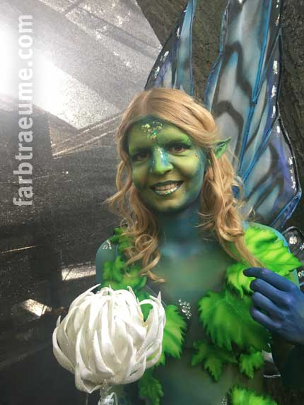 Bodypainting Moselauenfee