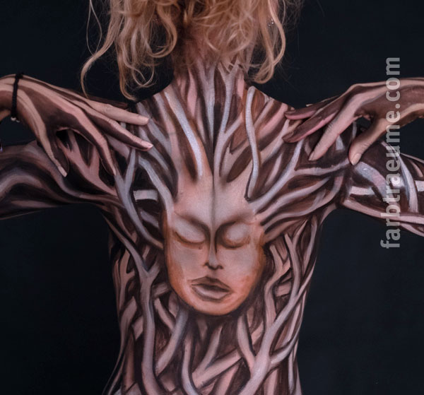 Privates Studio Bodypainting